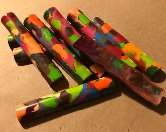 flow crayons
