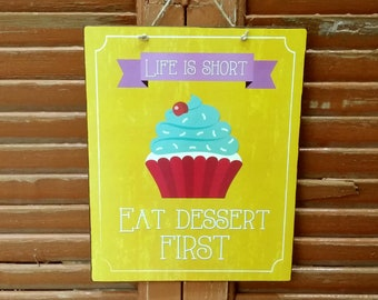 UNFRAMED Wedding Dessert Table Sign Popcorn Favors Sign Wedding Popcorn Bar Sign Wedding popcorn Sign Wedding Treat Bags Sign Your Choice of Size and Color Print Sign