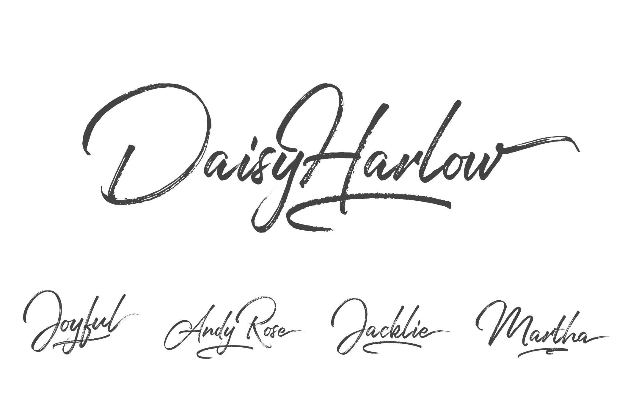 handwritten font font download modern calligraphywedding