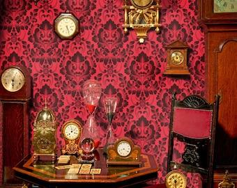 Victorian Crimson