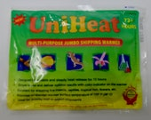 Heat Pack - Uniheat 72 Hours Heat Pack for shipping plants in the winter