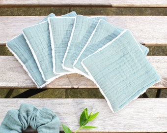 Soft tex baby worms with blue-makeup wipes that can be customizable color