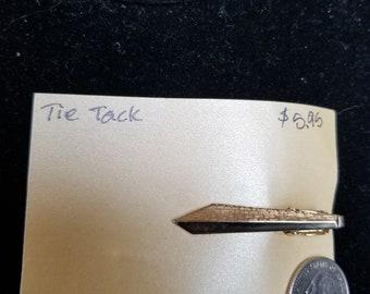 Tie bar/ clip- brass vintage