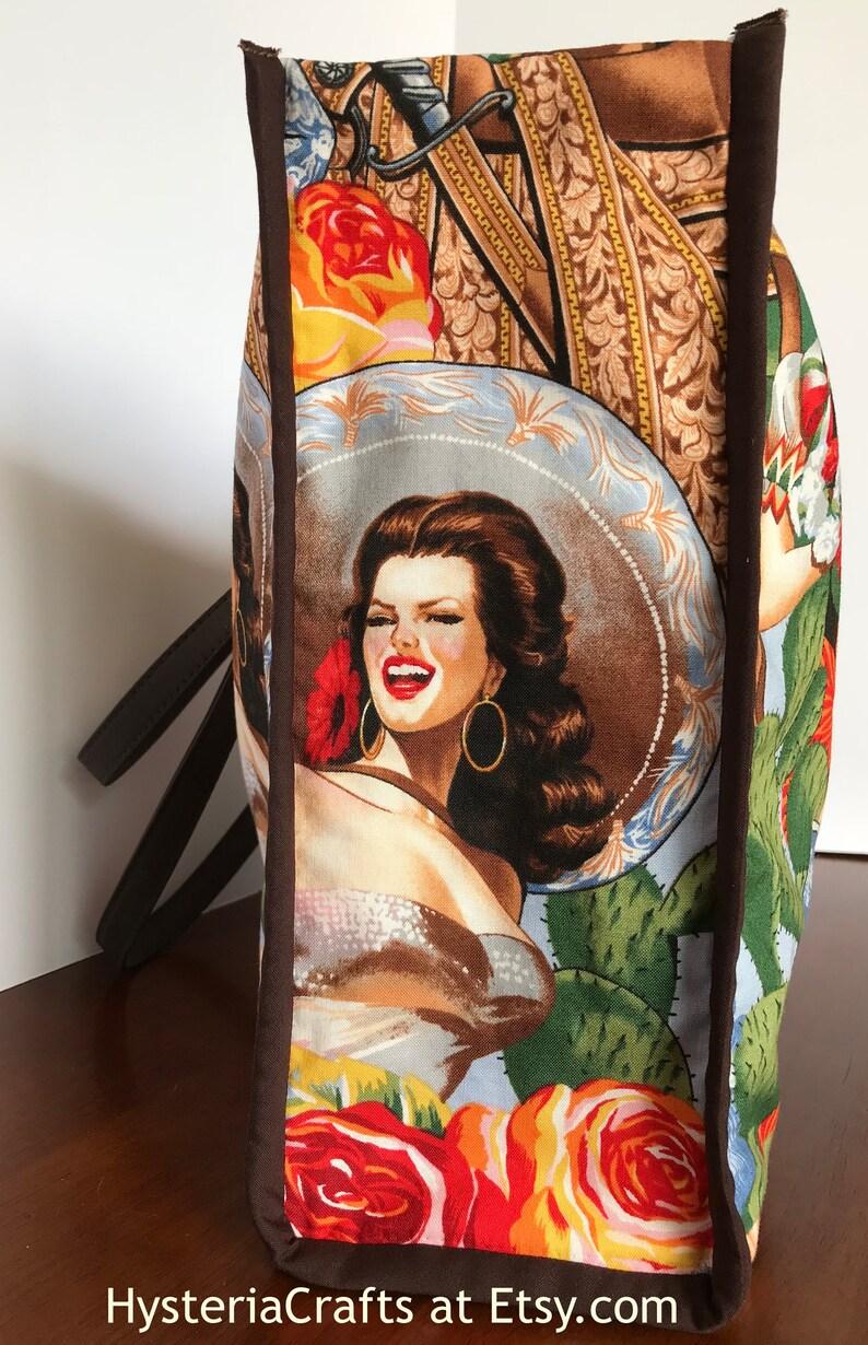 Se\u00f1oritas Bonitas purse