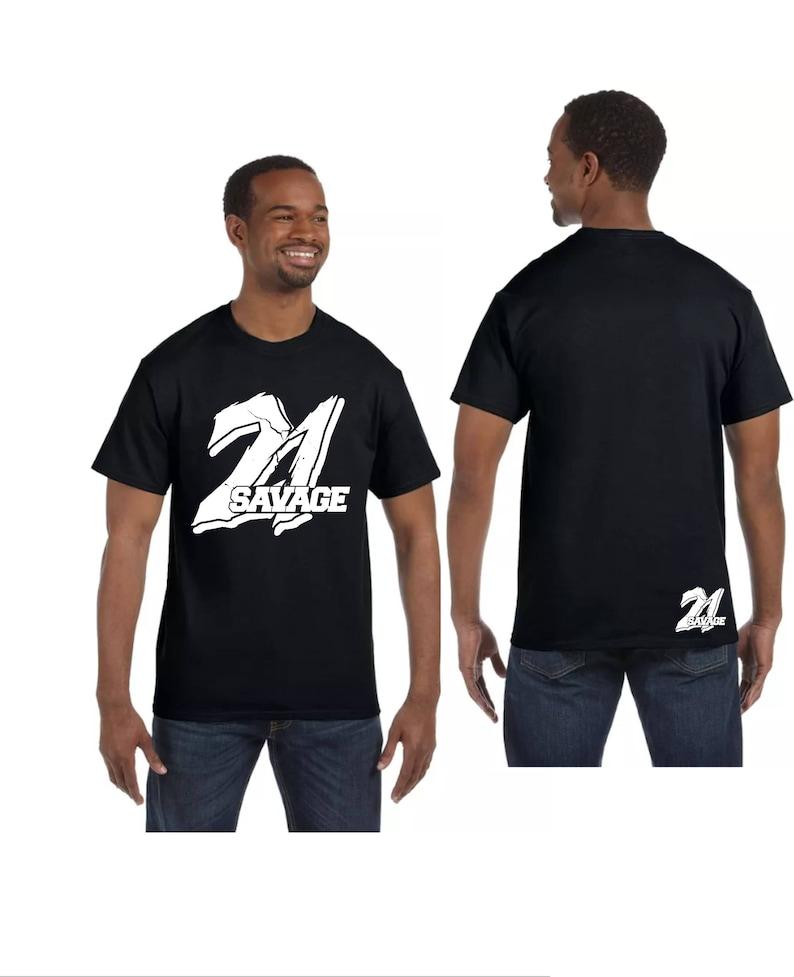 5aa0856e 21 Savage T Shirt | Etsy