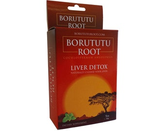 Borututu Root Tea 100 grams