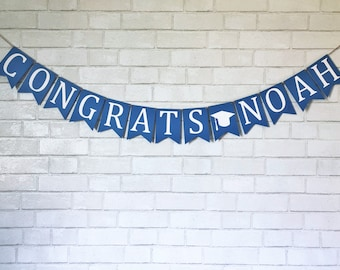 graduation banner etsy