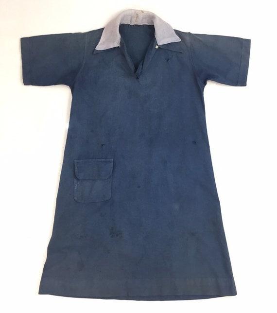Original 1930s Lightweight Summer Sports Dress by