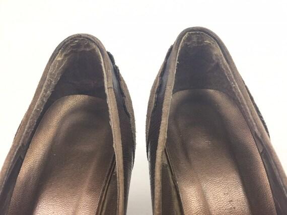 Original 1940s Ladies Shoes - image 7