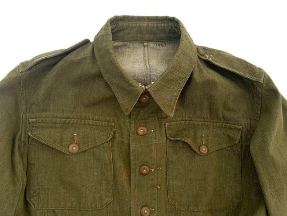 Original Vintage British Army Battledress Blouse - image 2