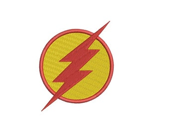 The Flash Logo Etsy