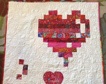 You Complete Me Baby Quilt