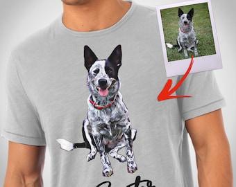 5fb730e56 Dog Dad T-shirt Gift