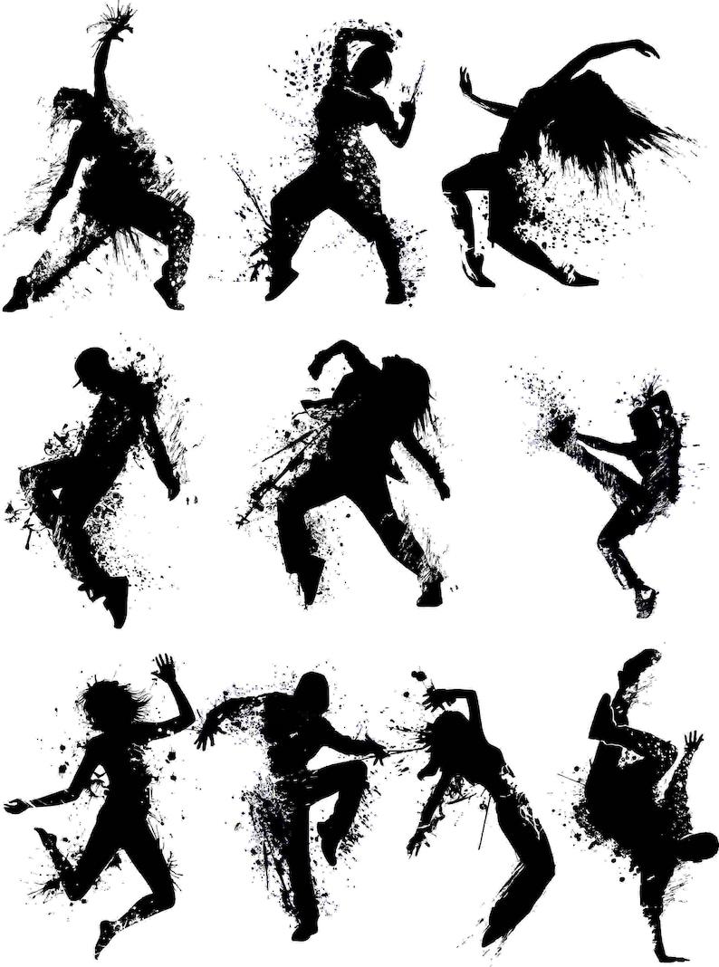 Hip Hop Dance Vectors ,Hip Hop Dance digital file,Hip Hop vector,Dance  Vectors ,Dance Vectors cdr,Dance Vectors ai,Dance Vectors dxf,dance
