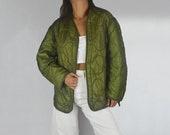 Vintage Quilted Liner Jacket