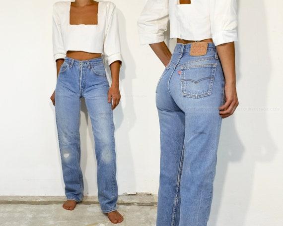 """Vintage Levi's 501 Jeans, 26.5"""""""