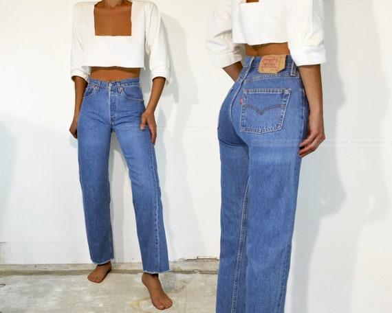 """Vintage Levi's 501 Jeans, 25"""""""
