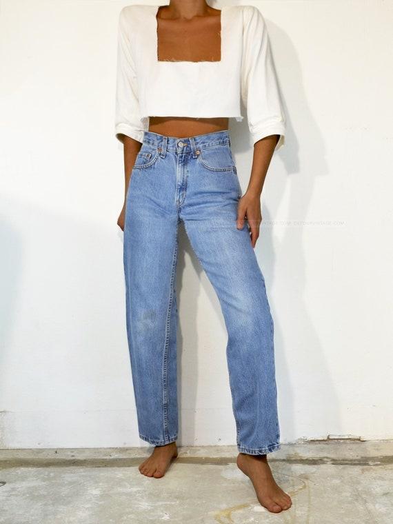 """Vintage Levi's 550 Jeans, 25.5"""" - image 2"""