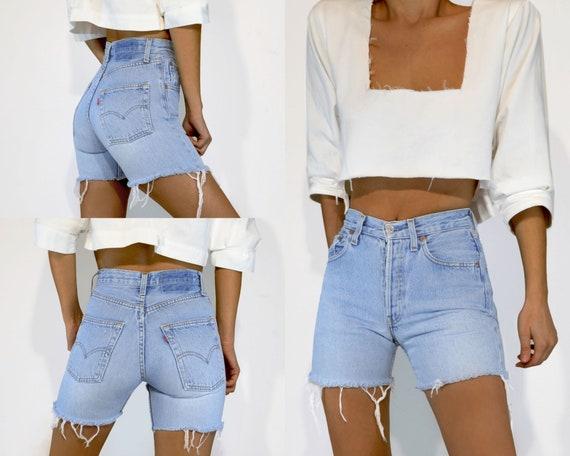 """Vintage Levi's 501 Shorts, 24.5"""""""