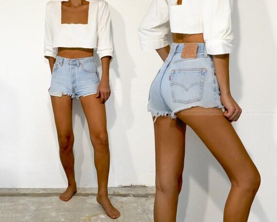 """Vintage Levi's 501 Shorts, 25.5"""""""