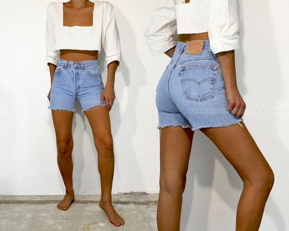"""Vintage Levi's 501 Shorts, 26"""""""