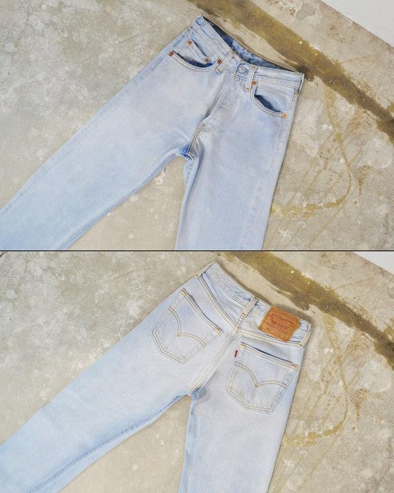 """Vintage Levi's 501 Jeans, 23.5"""" - image 1"""