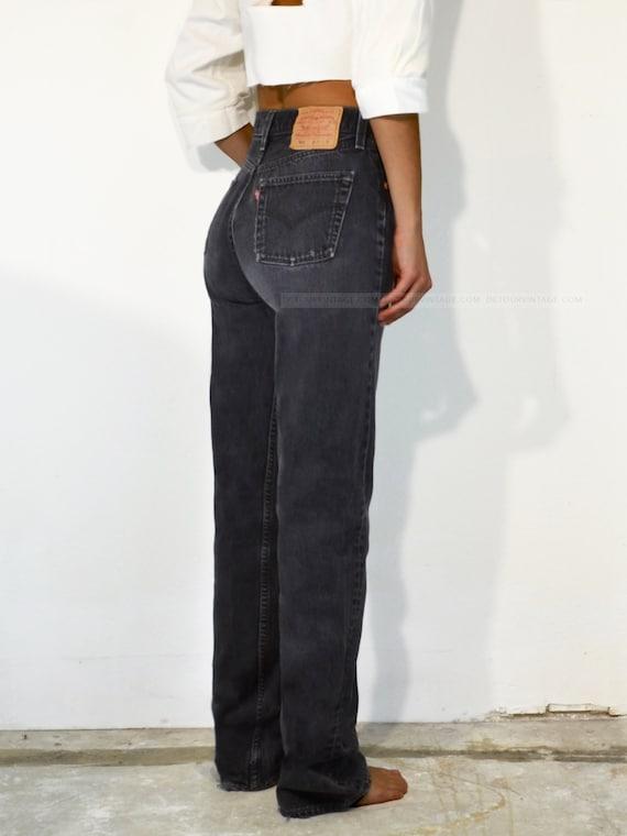 """Vintage Levi's 501 Jeans, 27"""" - image 3"""