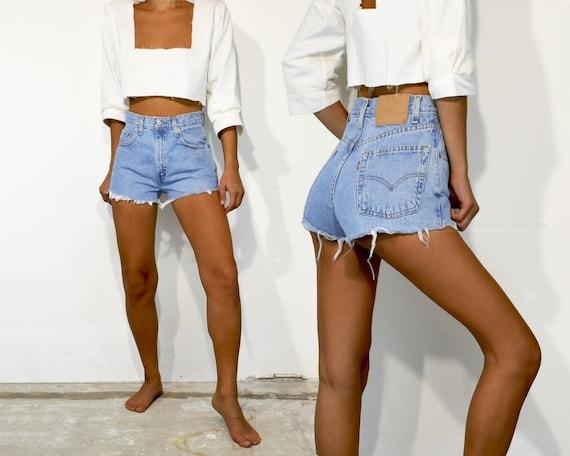 """Vintage Levi's 505 Shorts, 28"""""""