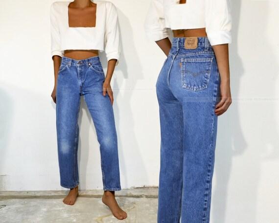 """Vintage Levi's 506 Jeans, 29"""" - image 1"""