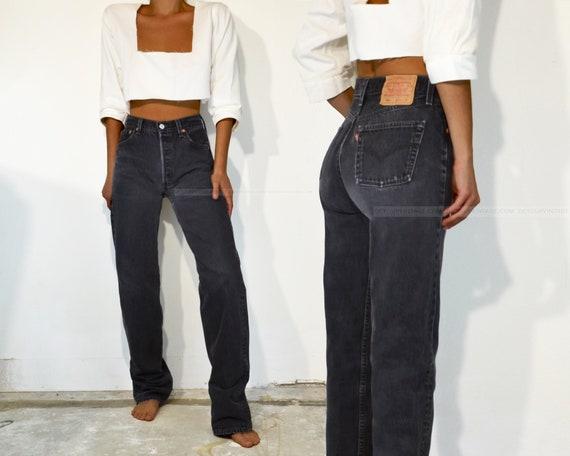 """Vintage Levi's 501 Jeans, 27"""""""