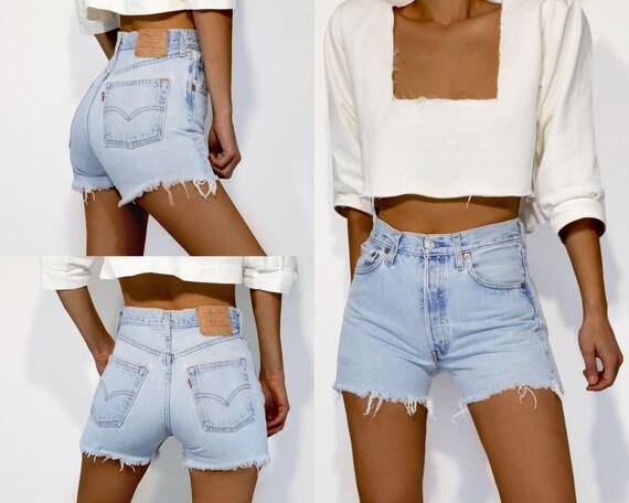 """Vintage Levi's 501 Shorts, 26.5"""""""