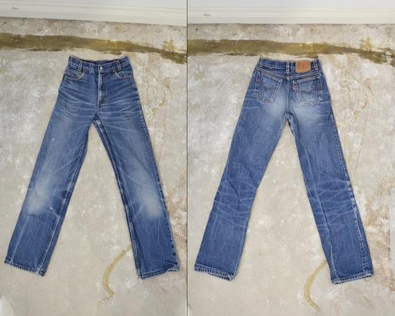 """Vintage Levi's 512 Jeans, 22"""""""