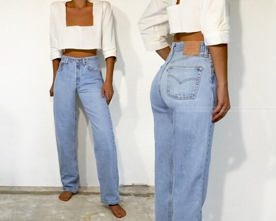 """Vintage Levi's 501 Jeans, 30"""""""
