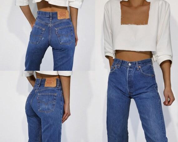 """Vintage Levi's 501 Jeans, 27.5"""""""