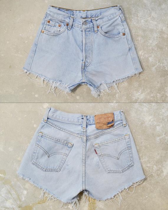 """Vintage Levi's 501 Shorts, 22"""""""