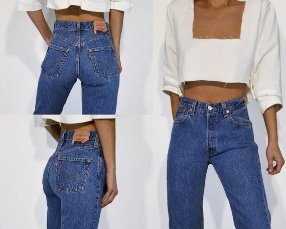 """Vintage Levi's 501 Jeans, 28.5"""""""