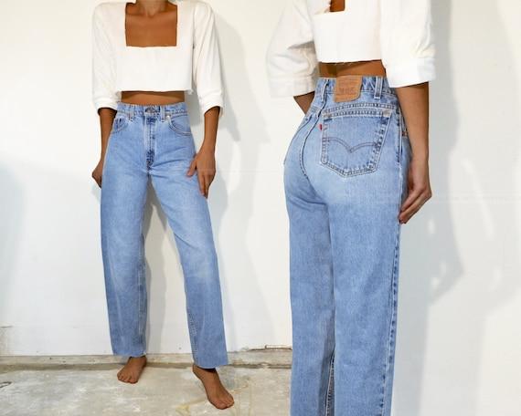 """Vintage Levi's 550 Jeans, 30"""""""