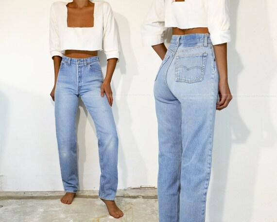 """Vintage Levi's 501 Jeans, 25.5"""""""