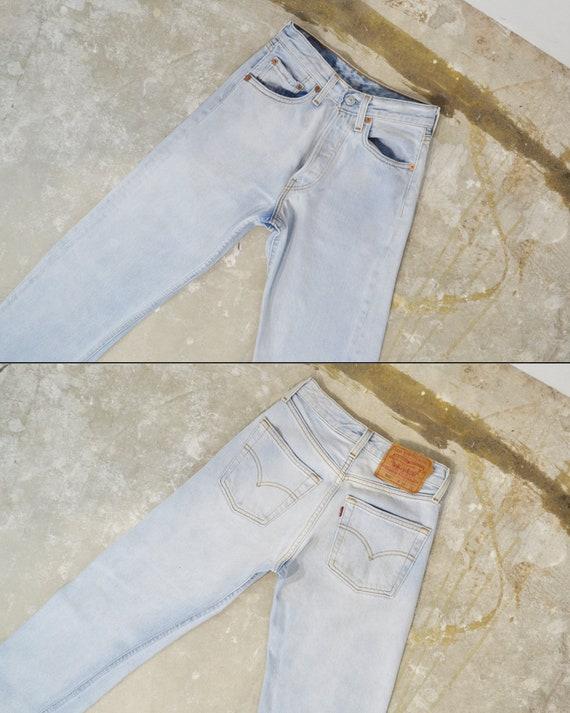 """Vintage Levi's 501 Jeans, 23.5"""""""