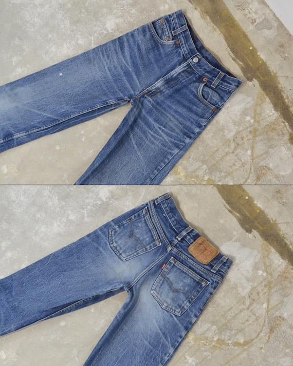 """Vintage Levi's 512 Jeans, 22"""" - image 1"""