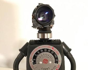 GE Light Meter Robot #11