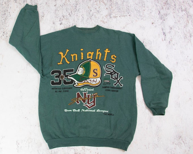 Featured listing image: New York Knights Official Baseball Jersey