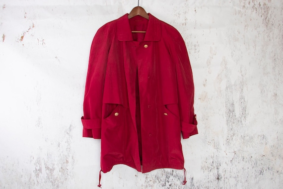 Vintage Hensel And Mortensen Coat, Linea Classica
