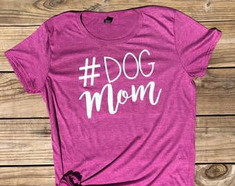 Dog Mom Shirt | Dog Shirt | Shirt for Dog Mom | Dog Lover Shirt | Dog Lover gift | Gift for her | Dog Mom Gift | Mom of Dogs | Wild Liberty