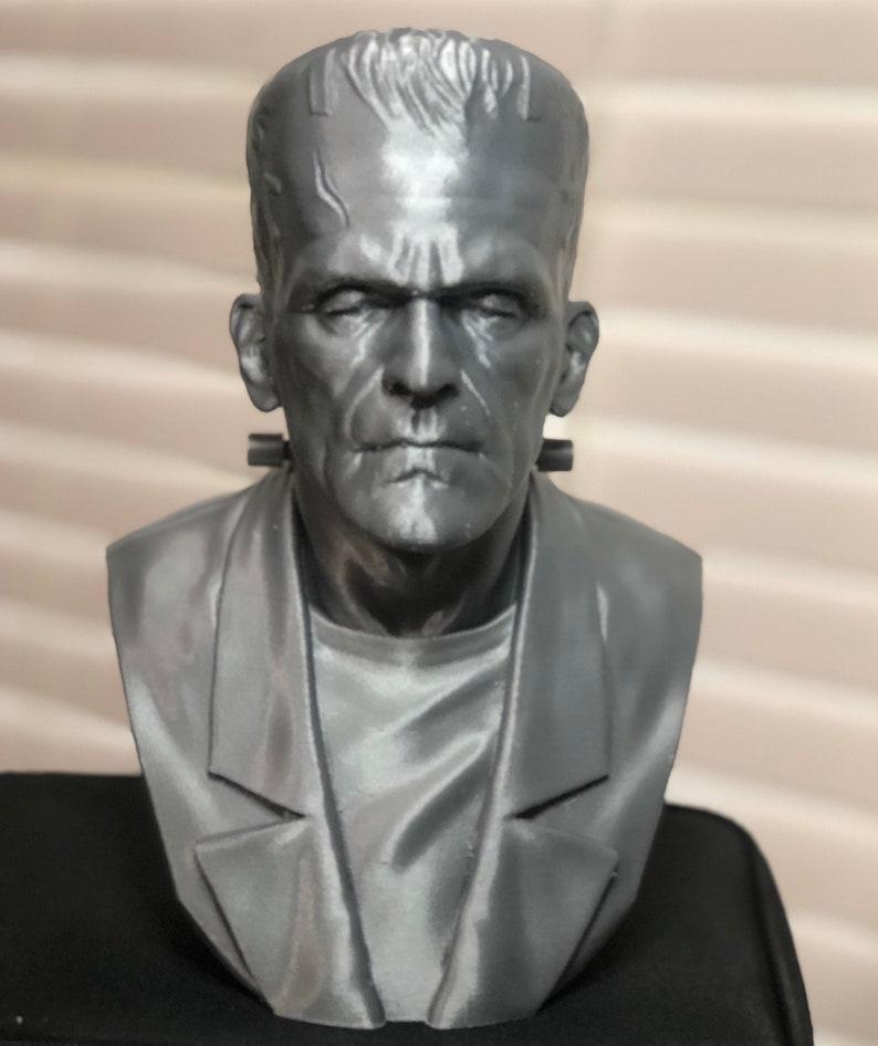 3D Printed Frankenstein Monster  8 Tall image 0