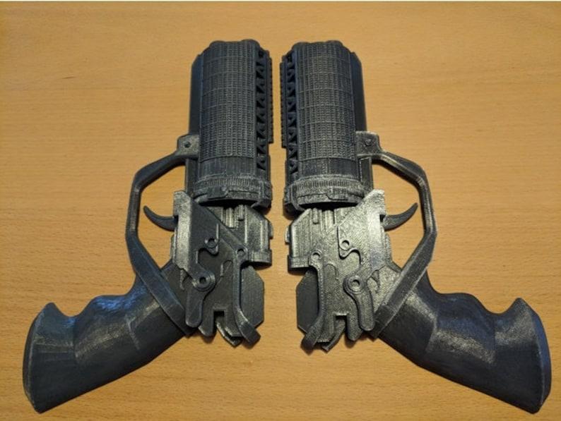3D Printed Blade Runner 2049  K's Blaster image 0