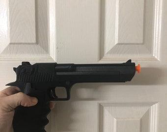 3D Printed Desert Eagle - Great for Cosplay!