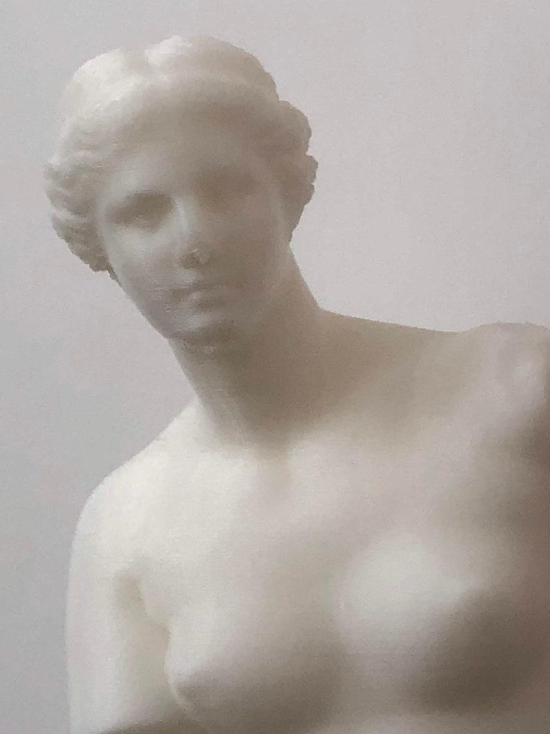 3D Printed Venus Aphrodite de Milo Sculpture image 0