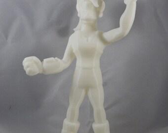 3D Printed Leela from Futurama