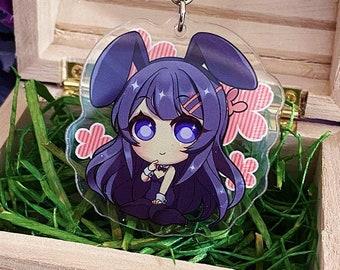 Bunny girl Senpai: Sakurajima Mai Keychain